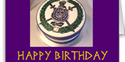 Happy Birthday from the Psi Mu Mu Chapter of the Omega Psi Phi fraternity, Inc.